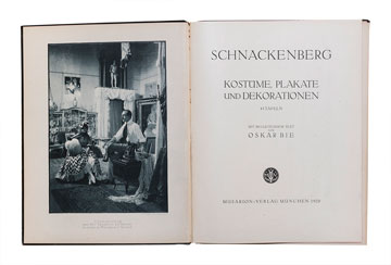 Schneckenberg, first edition