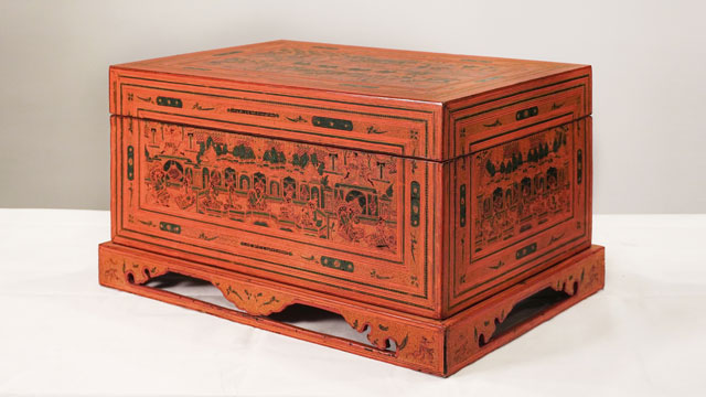 CHEST - Burma - middle 19th century